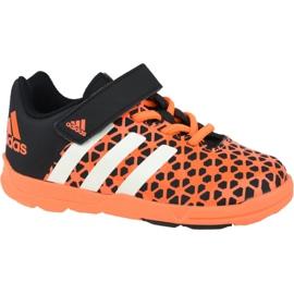 Buty adidas Fb Ace Infant B23751 pomarańczowe