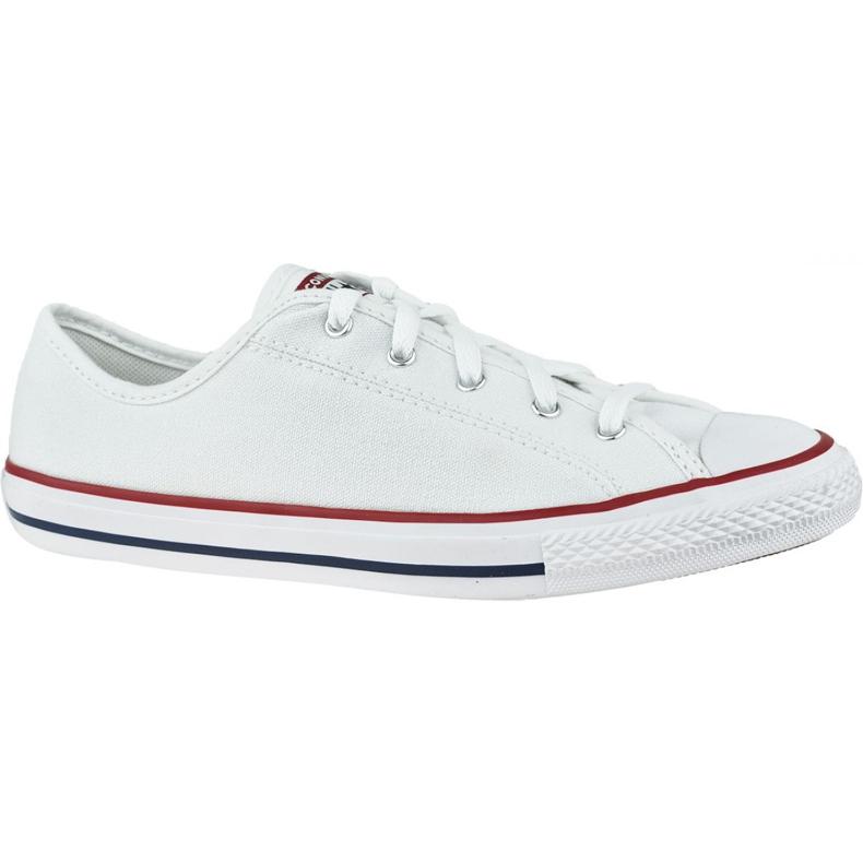 Buty Converse Ct All Star Dainty Ox W 564981C białe