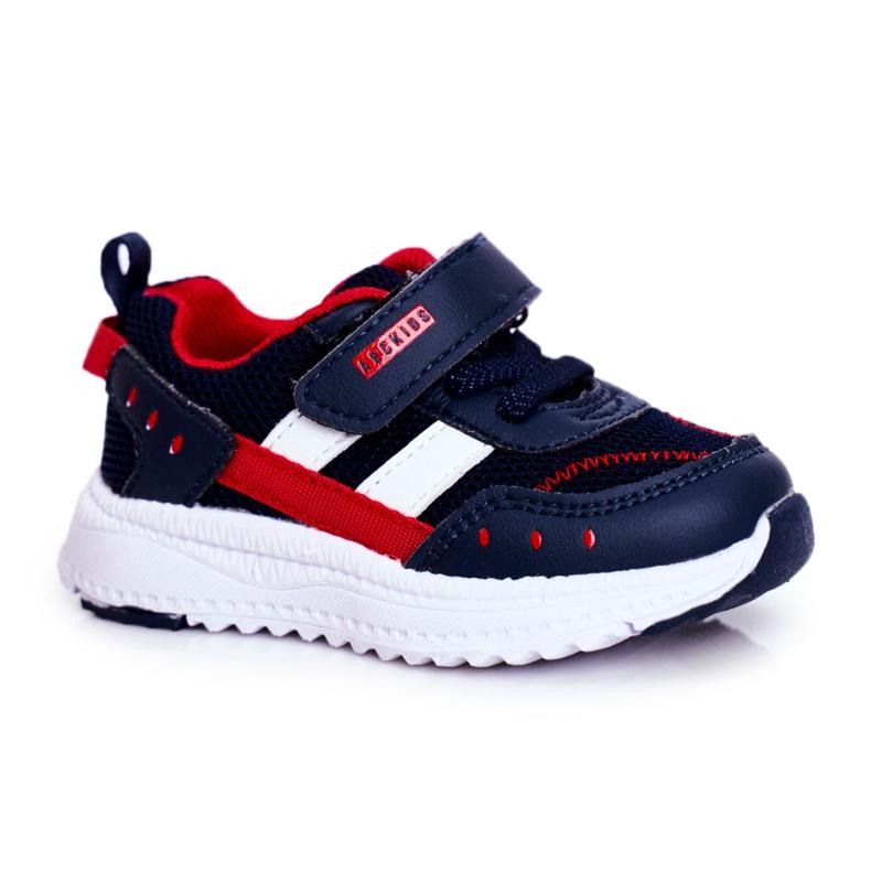 Sportowe Buty Dziecięce Granatowe ABCKIDS B933104083