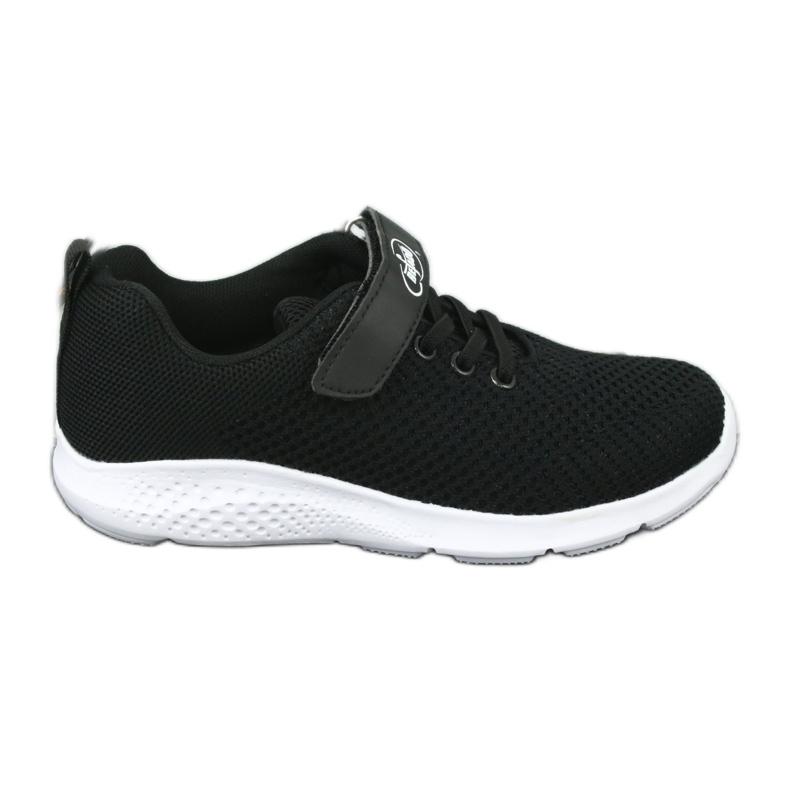 Befado obuwie dziecięce 516X048 czarne