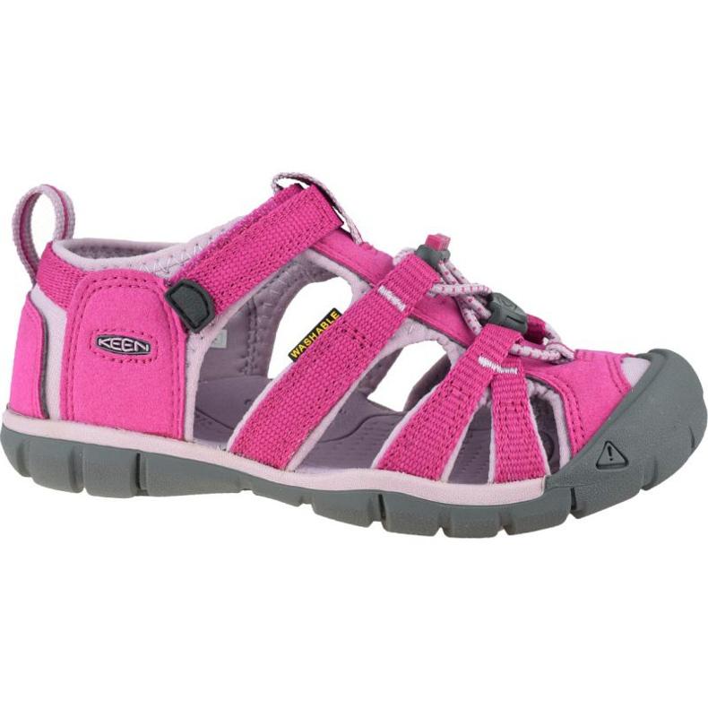 Sandały Keen Seacamp Ii Cnx Jr 1022994 różowe