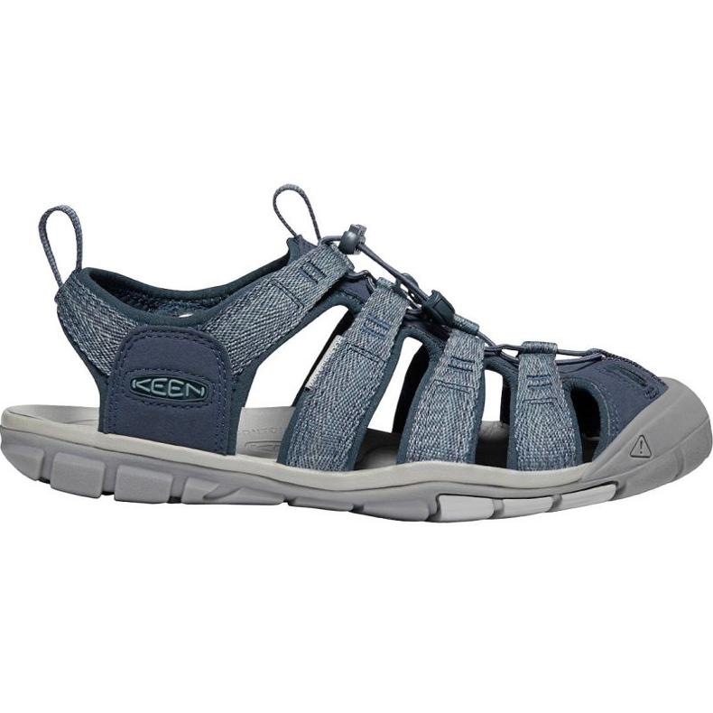 Sandały Keen Clearwater Cnx M 1022962 niebieskie