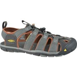 Sandały Keen Clearwater Cnx M 1014456 brązowe