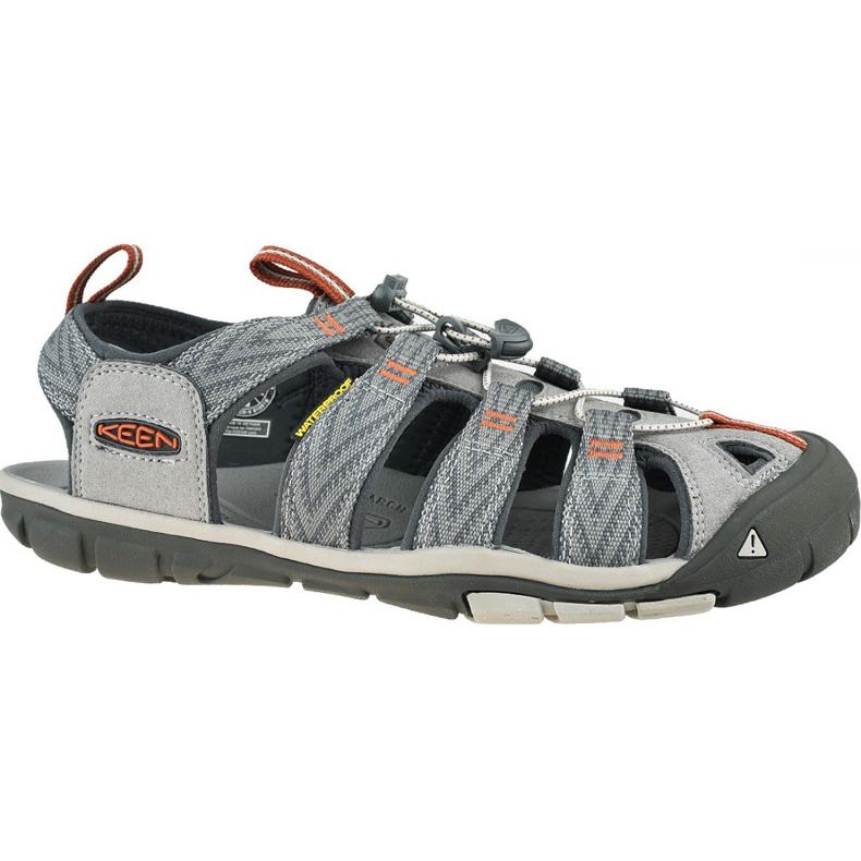 Sandały Keen Clearwater Cnx M 1018497 szare