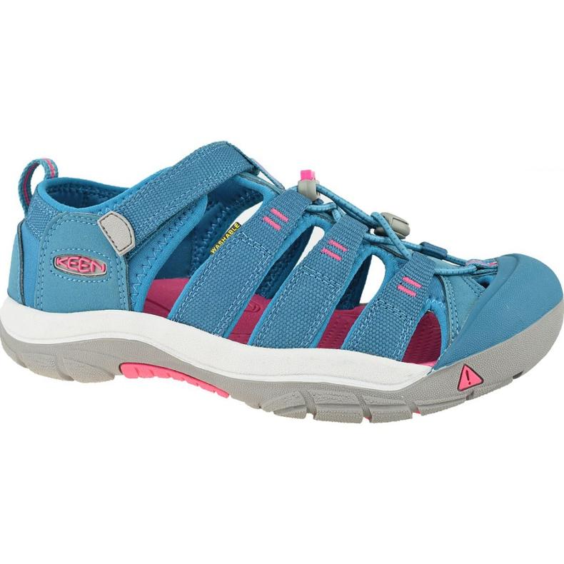 Sandały Keen Newport H2 Jr 1020362 niebieskie