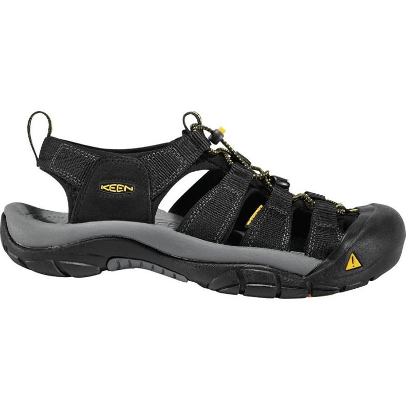 Sandały Keen Newport H2 M 1001907 czarne