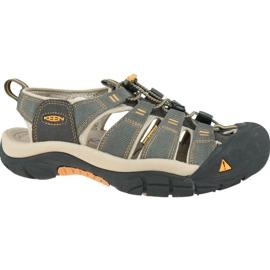 Sandały Keen Newport H2 M 1008399 brązowe