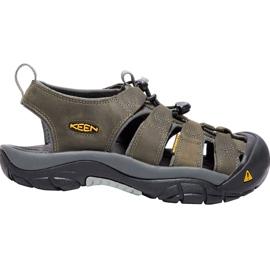 Sandały Keen Newport M 1010122 szare
