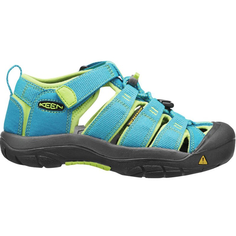 Sandały Keen Newport H2 Jr 1012294 niebieskie