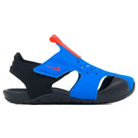 Buty Nike Sunray Protect 2 Jr 943827-400 niebieskie