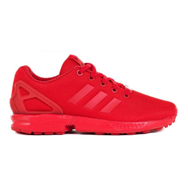 Buty adidas Originals Zx Flux Jr EG3823 czerwone