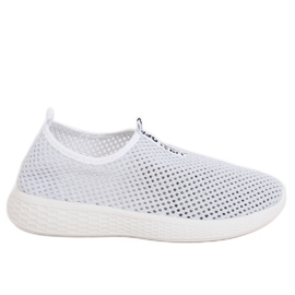 Buty sportowe białe NB262P-2 White