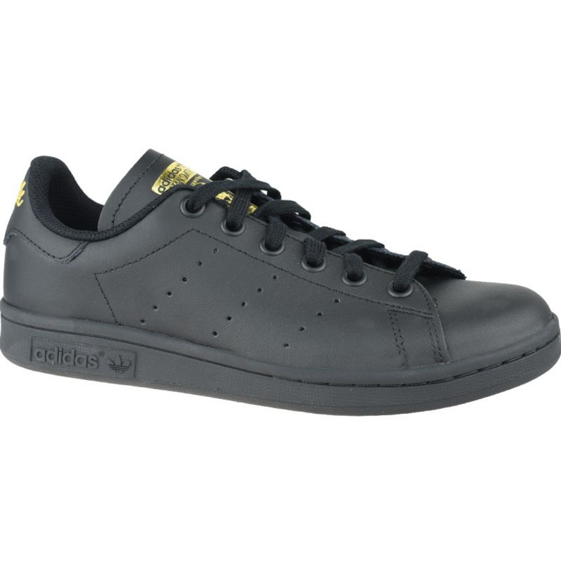 Buty adidas Stan Smith Jr EF4914 czarne