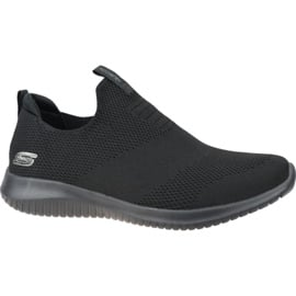 Buty Skechers Ultra Flex-First Take W 12837-BBK czarne