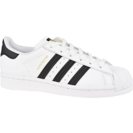 Buty adidas Superstar Jr FU7712 białe