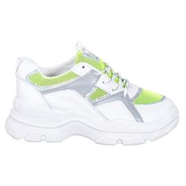 Sweet Shoes Wiązane Sneakersy