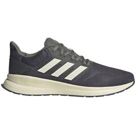 Buty biegowe adidas Runfalcon M EG8617 szare