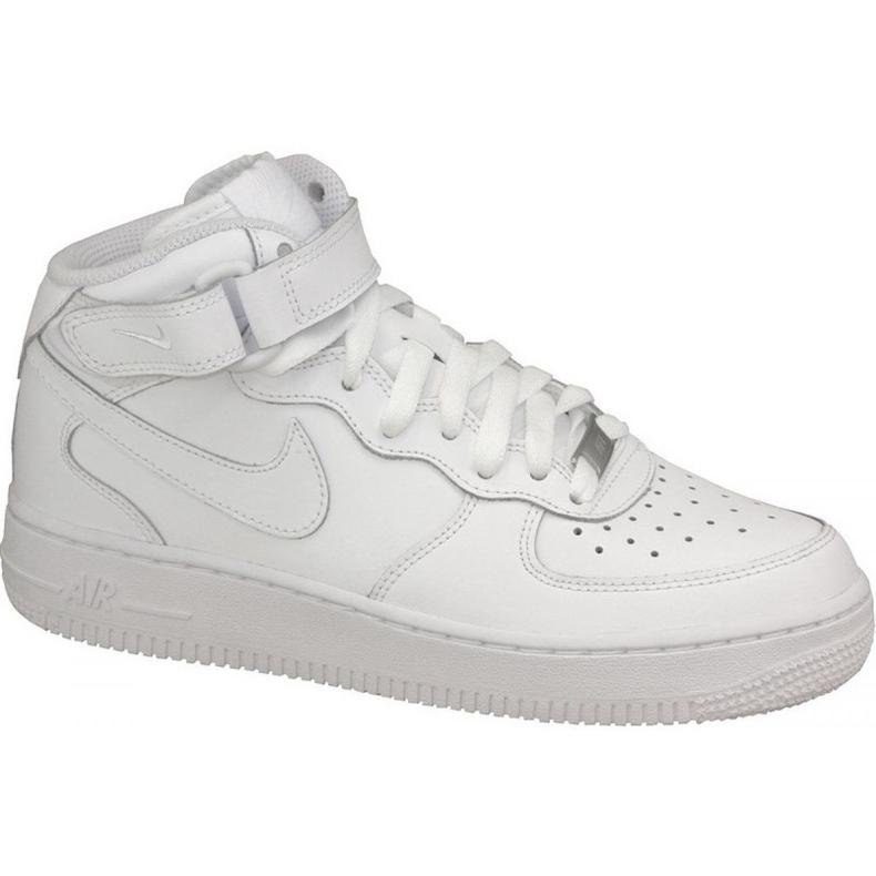 Buty Nike Air force 1 Mid W 314195-113 białe