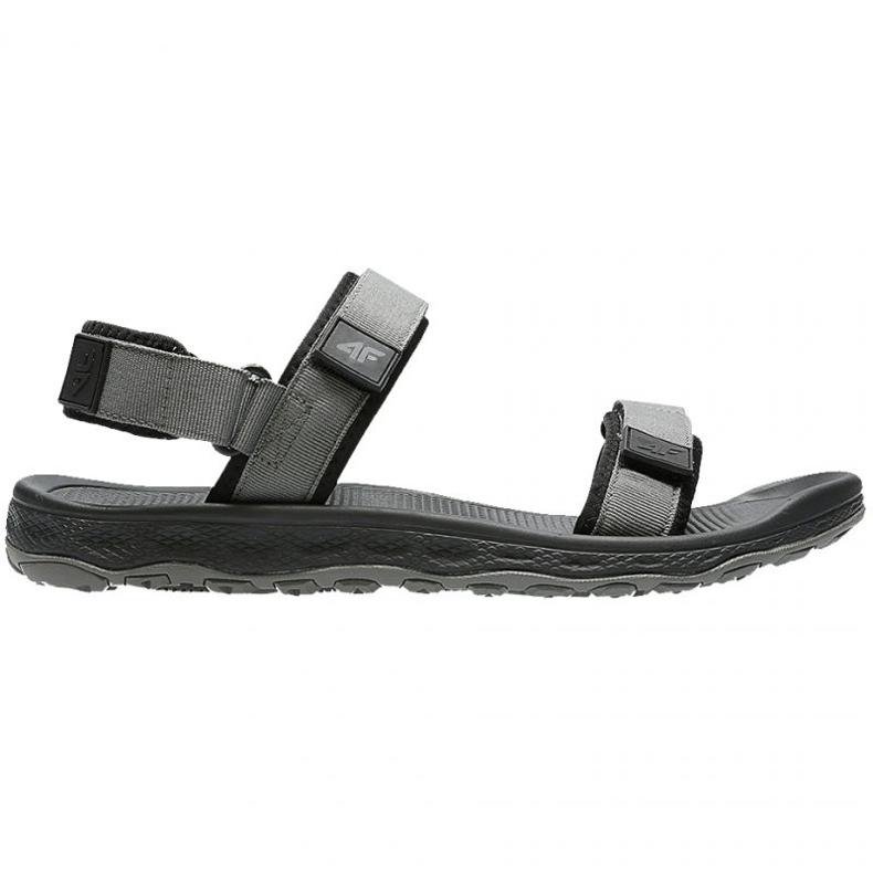 Sandały 4F M H4L20 SAM001 25S czarne