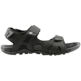 Sandały 4F M H4L20 SAM002 20S czarne