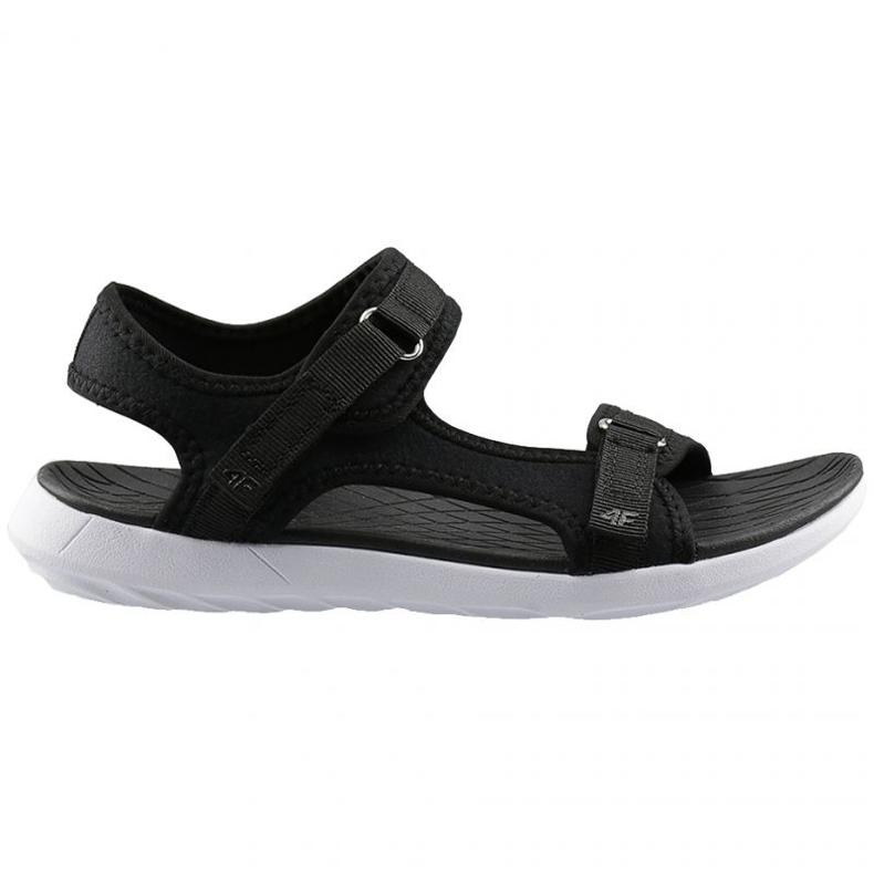 Sandały 4F W H4L20 SAD001 21S czarne