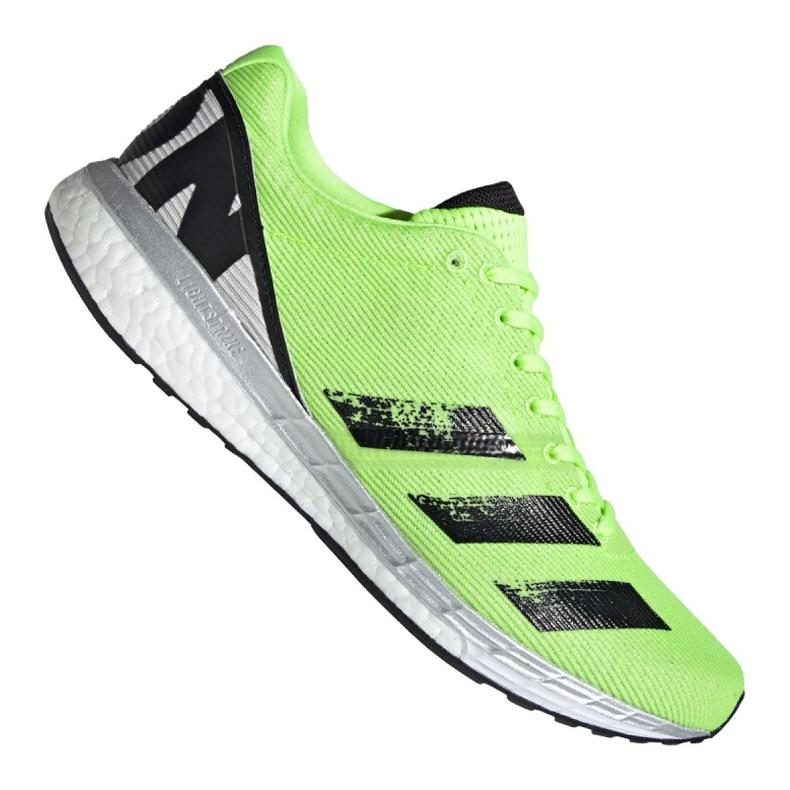 Buty adidas adizero Boston 8 M EG7894 zielone