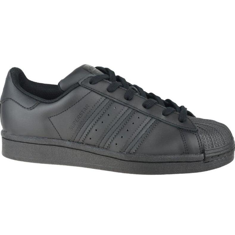 Buty adidas Superstar Jr FU7713 czarne szare