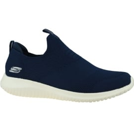 Buty Skechers Ultra Flex-First Take W 12837-NVY granatowe