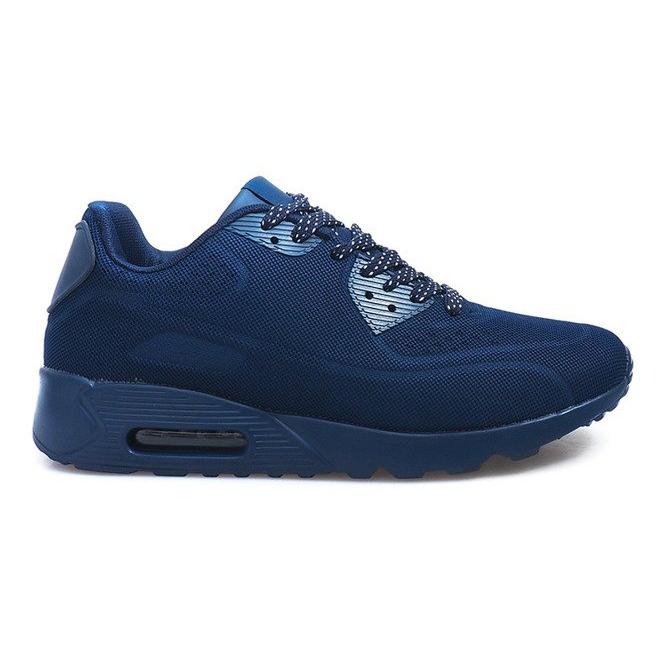 Granatowe sportowe obuwie męskie 5586-2