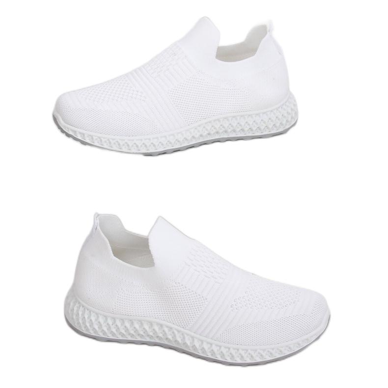 Buty sportowe białe 4388 White