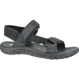 Sandały Skechers Reggae-Elsinore M 204114-BBK czarne