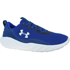 Buty Under Armour Charged Will Nm M 3023077-400 niebieskie