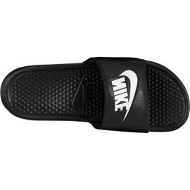 Klapki Nike Benassi Jdi M 343880 090 czarne