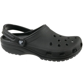 Klapki Crocs Classic 10001-001 czarne