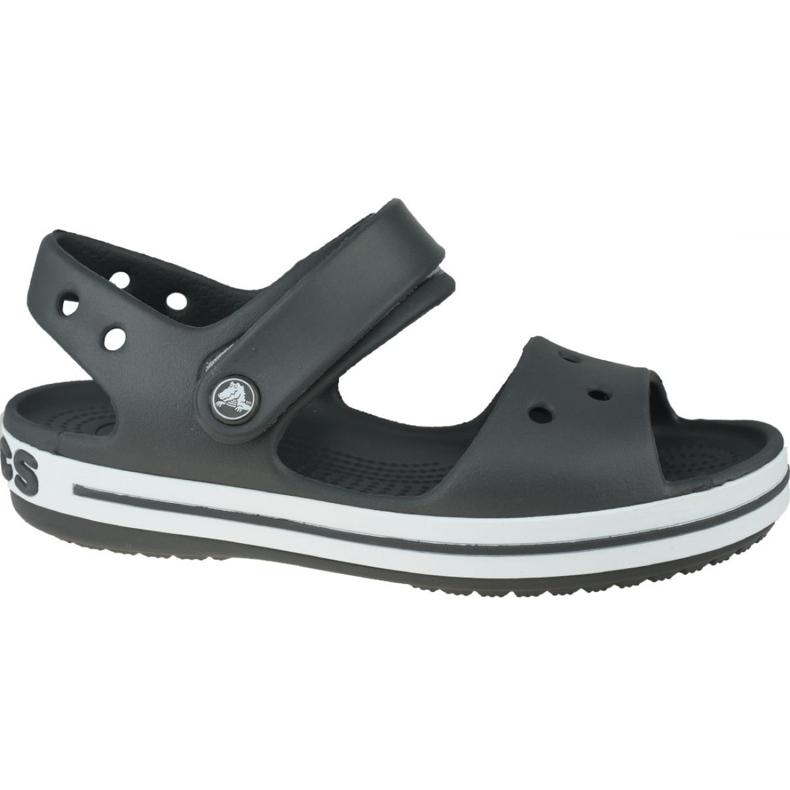 Sandały Crocs Crocband Jr 12856-014 szare