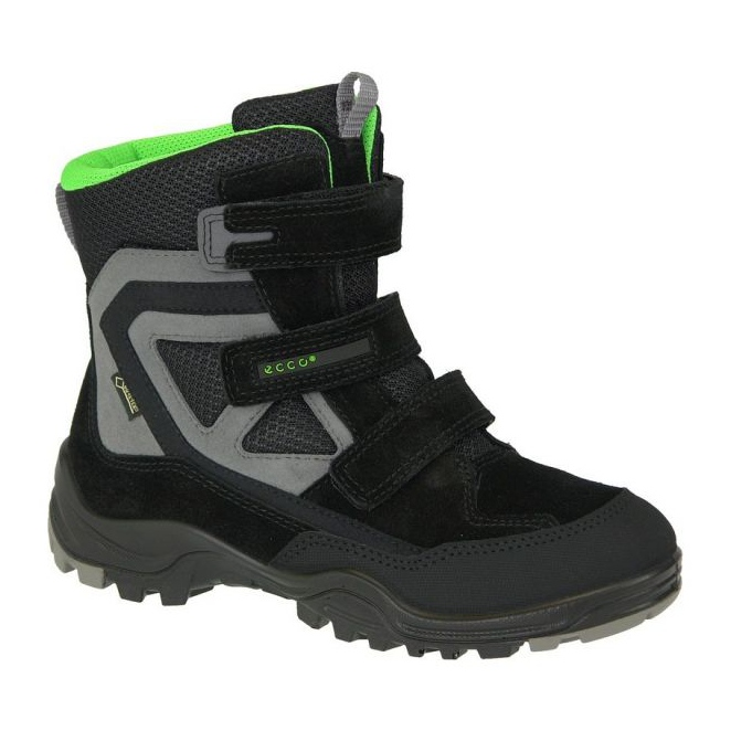 EcoWellness Buty Ecco Xpedition Kids 70464259657 czarne