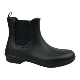 Kalosze Crocs Freesail Chelsea Boot W 204630-060 czarne