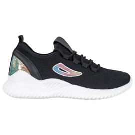 Sneakersy Z Cekinami MCKEYLOR czarne