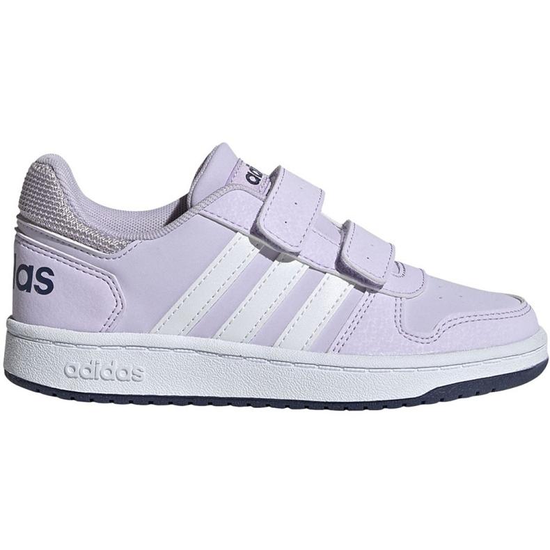 Buty adidas Hoops 2.0 Cmf Jr EG3771