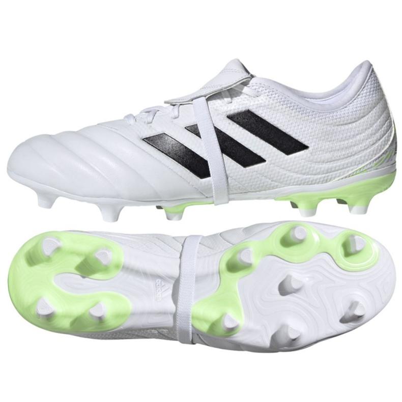 Buty piłkarskie adidas Copa Gloro 20.2 Fg M G28627 wielokolorowe białe