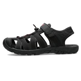 Sandały 4F M H4L20-SAM003 20S czarne