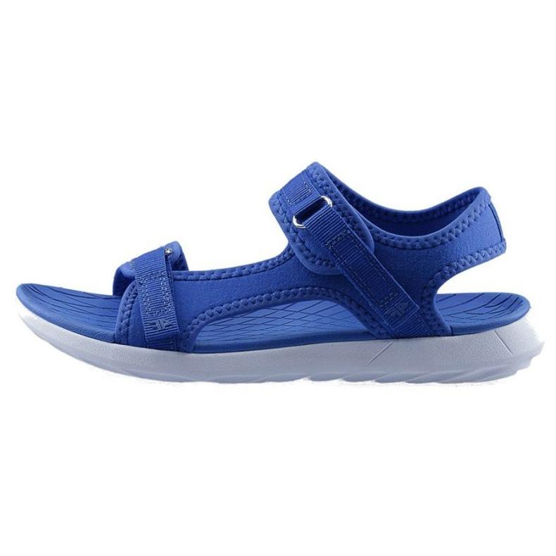 Sandały 4F W H4L20-SAD001 36S niebieskie