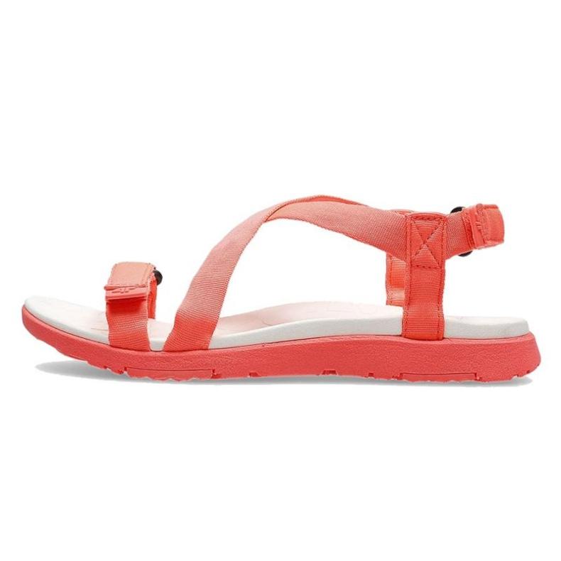 Sandały 4F W H4L20-SAD002 62S czerwone