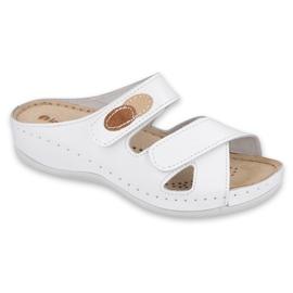 Inblu obuwie damskie 158D112 białe