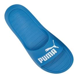 Klapki Puma Divecat v2 M 369400-15 niebieskie