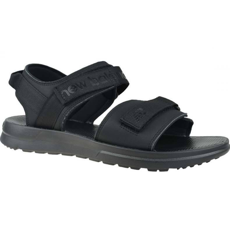 Sandały New Balance M SUA250K1 czarne