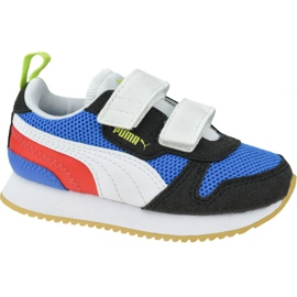 Buty Puma R78 V Infants 373618 03