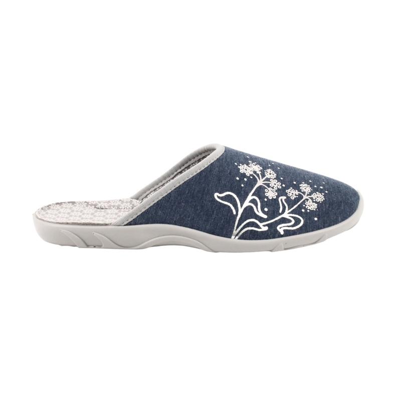 Befado kolorowe obuwie damskie 235D169