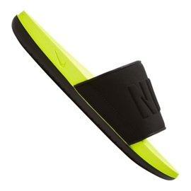 Klapki Nike Offcourt Slide M BQ4639-700 czarne