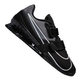 Buty treningowe Nike Romaleos 4 M CD3463-010 czarne